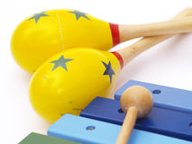 Childs instruments Stock Photography