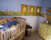 Childs Nursery Royalty Free Stock Photos