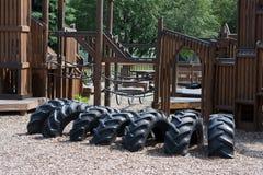 Childs PLayground Stock Photo