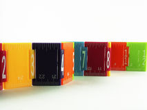 Childs Ruler Royalty Free Stock Images