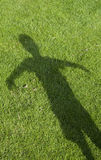 Childs Shadow Stock Images
