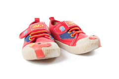 Childs shoes Stock Photos