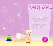Childs Spiel Hundekopf mit einem netten glücklichen und unverschämten Lächeln getrennt auf einem weißen Hintergrund Lizenzfreie Stockfotografie