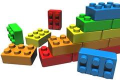 Childs Spielwaren Stockbild