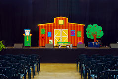 Childs Theater Stock Photo
