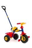 Childy tricycle Stock Images