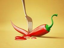 Chile libre illustration