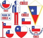 chile Foto de archivo