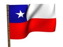 Chile. Lizenzfreie Stockfotos