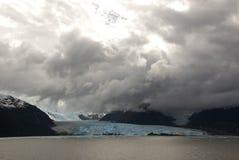 Chile - Amalia Glacier Dramatic Landscape Imágenes de archivo libres de regalías