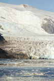 Chile - Amalia Glacier Landscape Stock Photography