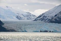 Chile - Amalia Glacier Scenery Stock Photo