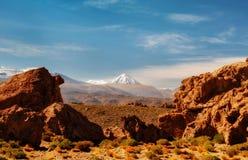 Chile Atacama Desert. Taken in 2015 stock image