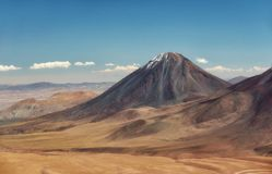 Chile Atacama Desert. Taken in 2015 Stock Photos