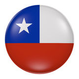 Chile button Royalty Free Stock Photography