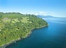 Chile Coastline Ocean Stock Images
