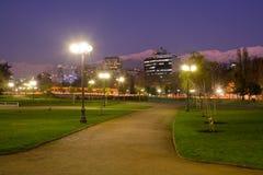 chile de santiago Royaltyfri Fotografi