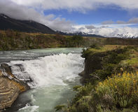 chile Del Obywatel paine parka patagonia torres obrazy royalty free
