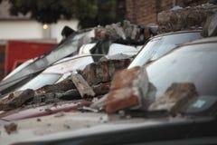 Chile Earthquake Damage Stock Photos