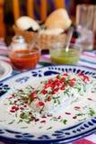 chile en nogada Zdjęcia Stock