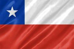 Chile Flag vector illustration