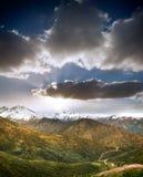 Chile los Andes fotos de archivo
