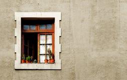 chile okno zdjęcia stock