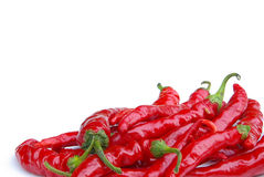 Chile peppar 10 Royaltyfri Foto