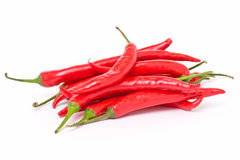 Chile pepper Stock Photo