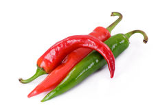 Chile pepper . Royalty Free Stock Photography