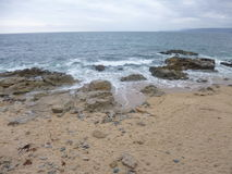 Chile plaża Obraz Stock