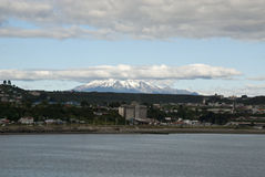 Chile - Puerto Montt Stock Photography