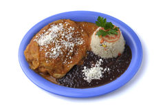 Chile relleno Royalty Free Stock Photos