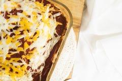 Chile Relleno potrawka Zdjęcia Stock