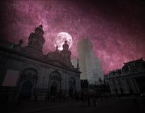 chile Santiago obrazy royalty free