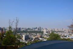 Chile. Santiago de Chile. Royalty Free Stock Image