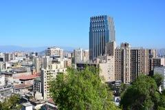 Chile. Santiago de Chile. Royalty Free Stock Photo