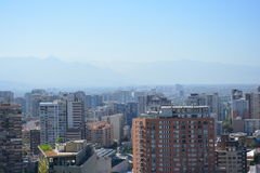 Chile. Santiago de Chile. Royalty Free Stock Photography