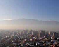 Chile, Santiago de Chile, Cityscape. Chile, Santiago de Chile, Daytime stock images