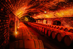Chile Santiago Wine House. Storage Royalty Free Stock Photo
