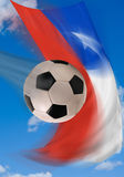 Chile Soccer. Stock Photography