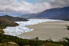 chile torres Del Paine Fotografia Royalty Free