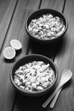 Chilean Ceviche Royalty Free Stock Photography