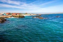 Chilean Coast Royalty Free Stock Photo