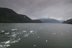 Chilean Fjords Stock Images