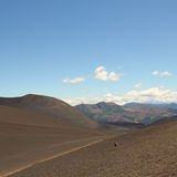 Chilean landscape Royalty Free Stock Photos