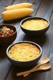Chilean Pastel de Choclo (Corn Pie) Royalty Free Stock Photo