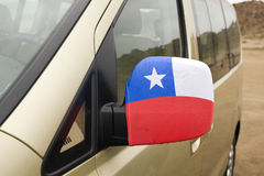 Chilean patriotic symbol Royalty Free Stock Photo