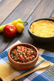 Chilean Pebre Salsa Royalty Free Stock Images