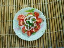 Chilean Salad Stock Photos